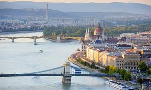 ✈ Budapest 4*: volo tasse incluse e hotel