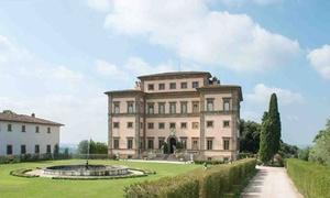 Menu degustazione stellato Michelin: 7 portate e vino al Ristorante Atman a Villa Rospigliosi (sconto 48%)