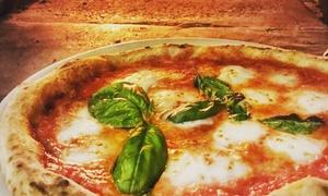 Menu pizza e birra o alla carta con vino per 2 o 4 persone alla pizzeria Il Coriandolo (sconto fino a 51%)