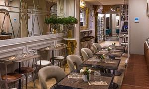 ⏰ Menu Gourmet da 4 portate con vino per 2 persone al ristorante Gran Caffè San Marco (sconto fino a 66%). Prenota&Vai!