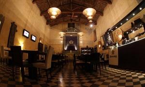 ⏰ Menu pizza con antipasto, dolce e birra da Bon'idea, in piazza della Sala a Pistoia. Prenota&Vai! (sconto fino a 66%)