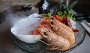 Menu cena All you can eat con sushi e pietanze giapponesi per 2 persone da Kaizen Sushi (sconto fino a 37%)