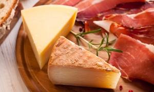Menu toscano con 1 o 2 kg di carne fritta, dolce e Chianti al Lago Lo Specchio (sconto fino a 68%)