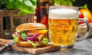 Hamburger di bufalo o di cinghiale e birra per 2 o 4 persone all'Hamburgheria Wow (sconto fino a 70%)