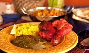 Menu indiano a scelta con tè e dolce della casa per 2 o 4 persone al ristorante Bombay Tandoori (sconto fino a 64%)