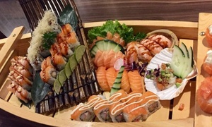 Menu Sushi Experience All you can eat per 2 o 4 persone al ristorante Aomori Sushi Experience (sconto 33%)