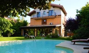 Boario Terme: Suite con colazione, Spa e cena cromoterapia per 2