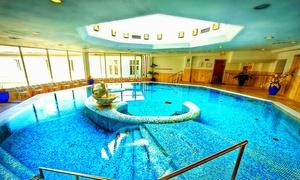 Acqui Terme 4*L: camera Executive, colazione/mezza pensione e Spa