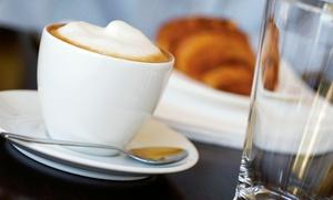5 o 10 colazioni con caffè o cappuccino, brioche e spremuta d'arancia al Caffè Del Granducato (sconto fino a 79%)