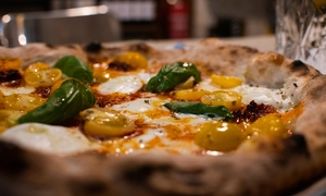 Industria Firenze Restaurant: antipasto, pizze speciali a scelta, dolce e vino o birra (sconto fino a 60%)