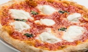 Menu da asporto: pizza e bevanda a scelta, offerto da La Sosta Divina (sconto fino a 18%)
