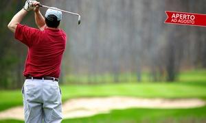 7 o 10 lezioni di golf