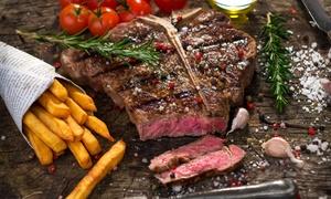 1 Kg di Fiorentina e vino per 2 persone al ristorante Florens in Via S.Gallo (sconto 63%)