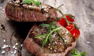 Menu di carne da 4 portate e calici di vino abbinati al Ristorante and Wine Bar Bottega Torciano (sconto fino a 54%)