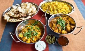 Menu indiano con dolce e birra per 2 o 4 persone al ristorante India Gate (sconto fino a 69%)