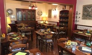 Menu tipico del Chianti con vino per 2 o 4 persone al ristorante La Porta del Chianti (sconto fino a 60%)
