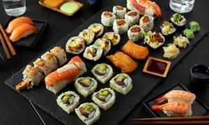 Menu sushi All you can eat per 2 persone al ristorante Il Principe Del Sushi (sconto 37%)