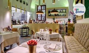 ⏰ Menu di mare e terra alla carta per 2 persone al Ristorante Art Firenze, in centro (sconto fino a 55%), Prenota&Vai!
