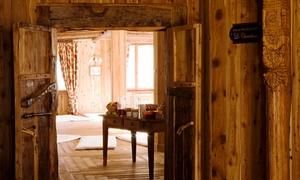 Valle d'Aosta: fino a 7 notti con colazione/mezza pensione e Spa