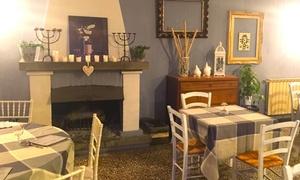 N5 Chalet: Menu mugellano con pasta fatta in casa, carni del territorio e vino vicino a Montesenario (sconto fino a 71%)