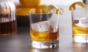 Aperitivo con tagliere, primo piatto, 2 drink e limoncello, per 2 persone, al bar Donatello (sconto fino a 52%)