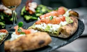 Pizza gourmet, dolce e birra per 2 o 4 persone al ristorante Fattoria Degli Usignoli (sconto fino a 47%)