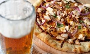 Menu con antipasto, pizza a scelta, dolce e birra per 2 persone al Caffè Mirò Pizzeria (sconto 66%)