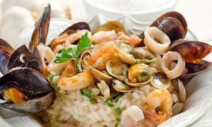 ⏰ Menu di mare con dolce e vino per 2 o 3 persone al ristorante Il Gatto Rosso (sconto 55%). Prenota&Vai!