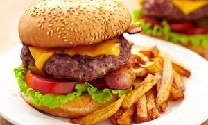 Menu hamburgercon antipasto, dolce e birra a scelta per 2 o 4 persone da Bottega Palazzina (sconto fino a 69%)