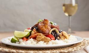 Menu peruviano con tris di antipasti, piatto principale e dolce al ristorante Machu Picchu, zona Leopolda (sconto 37%)