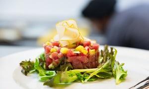 Menu di mare di 3 o 4 portate con calice di vino al ristorante La Fornace (sconto fino a 51%)