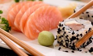 ⏰ Menu con barca sushi da 60 pezzi, anche d'asporto, al ristorante giapponese Susu (sconto fino a 67%). Prenota&Vai!