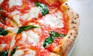 Menu con pizza a scelta, dolce della casa e birra per 2 persone al Cupido Bistrot (sconto fino a 57%)