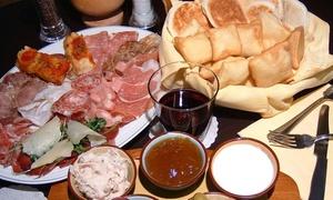 Crescentine All you can eat con dolce e vino al Ristorante La Torretta (sconto fino a 70%)