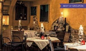 Enoteca le Barrique - Menu 2 forchette Michelin con specialità di mare o di terra con vino in zona San Frediano (-54%)