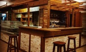 ⏰ Menu hamburger con antipasto e birra Basic o Special per 2 persone da Sottosopra (sconto fino a 62%). Prenota&Vai!