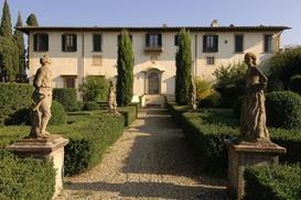 Degustazione di vini e cena presso una villa toscana privata da Firenze