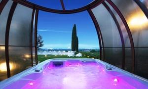 Sirmione: appartamento per 2 con Spa illimitata e piscina termale