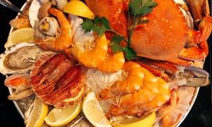 ⏰ Menu gourmet di mare da 4 portate per 2 o 4 persone al ristorante Onda (sconto fino a 49%). Prenota&Vai!