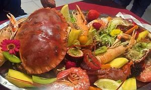 Menu mare di 3 o 4 portate con astice, pasta artigianale, frittura di pesce o cruditè a Casa Bu 2013 (sconto fino a 63%)