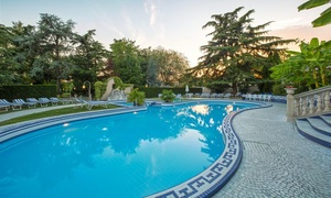 Abano Terme 5*: camera Small o superior , colazione e piscine