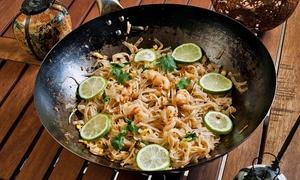 Menu tipico thailandese di 5 o 6 portate con birra al ristorante Ic Chè Thai, in zona Novoli (sconto fino a 44%)