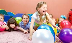Ingresso parco giochi o festa per bambini