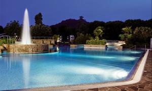 Percorso Spa con piscina e massaggio per 2