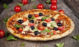 Menu pizza con antipasto, dessert e birra per 2 persone da Ristorante Nappino (sconto fino a 57%)