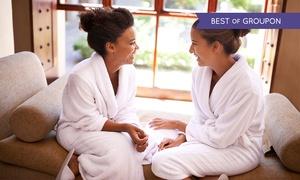 Terme e massaggio olistico da 50 minuti