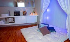 Percorso Spa con massaggio e lettino termale