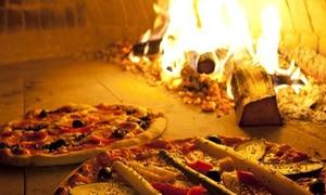 Menu pizza con dolce e birra per 2 persone al ristorante Rendez Vous (sconto fino a 62%)