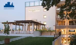 Hotel Acquaviva del Garda: Spa e menu