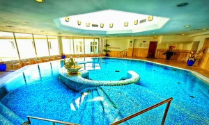 Acqui Terme 4*L: Camera Executive, Spa di 800m e Cene per 2